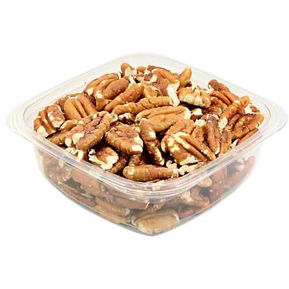 In House Roasted Unsalted Pecans, lb