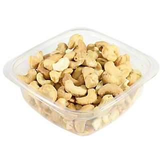 In House Roasted Roasted Salted Colossal Cashews, Sold by the pound