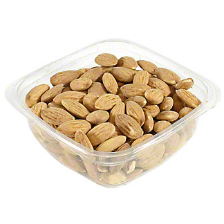 In House Roasted Roasted Salted Almonds, Sold by the pound