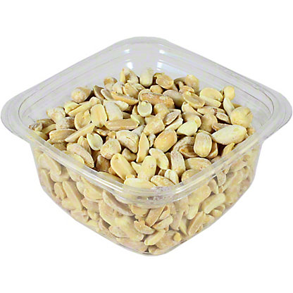 In House Roasted Roasted Salted Virginia Peanuts, Sold by the pound