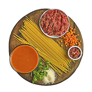 Ready to Cook Spaghetti Bolognese Meal Kit, ea