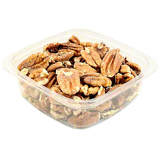 In House Roasted Salted Pecan Halves, lb