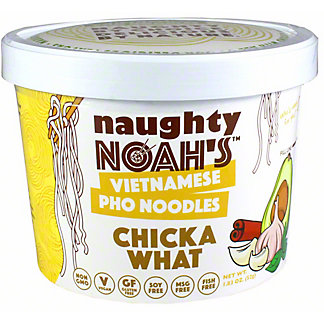 Naughty Noahs Chicka What Pho Noodles, 1.83 oz