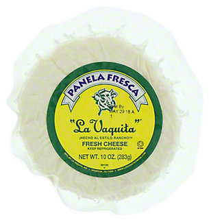 La Vaquita Panela Fresca (Fresh Cheese), 10 oz
