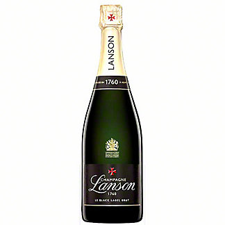 Lanson Black Label Champagne, 750 mL