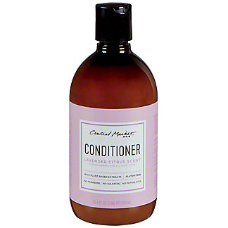 Central Market Lavender Citrus Conditioner, 16.9 oz