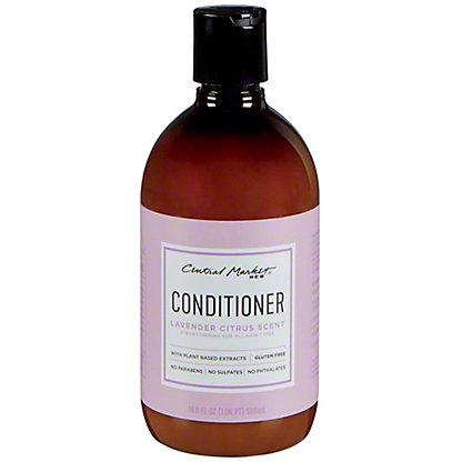 Central Market Lavender Citrus Conditioner, 16.9 oz