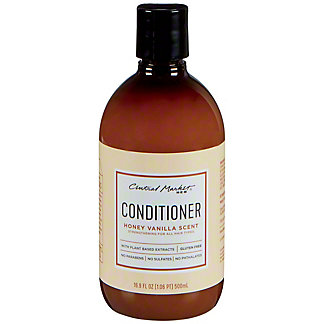 Central Market Honey Vanilla Conditioner, 16.9 oz