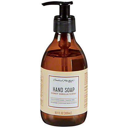 Central Market Honey Vanilla Hand Soap, 10 oz