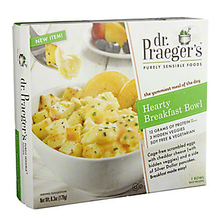 Dr. Praeger's Hearty Breakfast Bowl, 6.3 oz