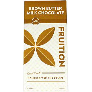 Fruition Brown Butter 43% Milk Bar, 60 g