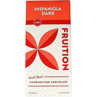 Fruition Hispaniola 68% Dark Chocolate Bar, 60 g