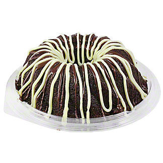 Central Market Ultra Moist Chocolate Bundt Cake, 27 oz