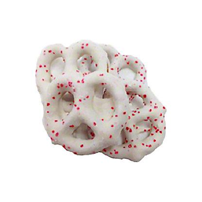 Valentine Yogurt Pretzels, Sold by the pound