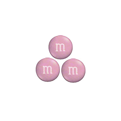 Mars Pink M&MS, Sold by the Pound