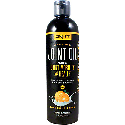Onnit Joint Oil Joint Optimization, 12 oz