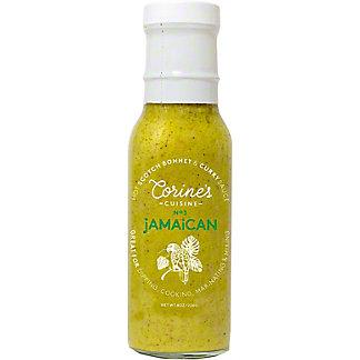 Corines Cusine Jamican Curry Hot Pepper Sauce, 8 oz