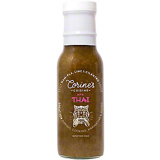 Corines Cusine Spicy Nam-pla Fish & Lime Corian, 8 oz