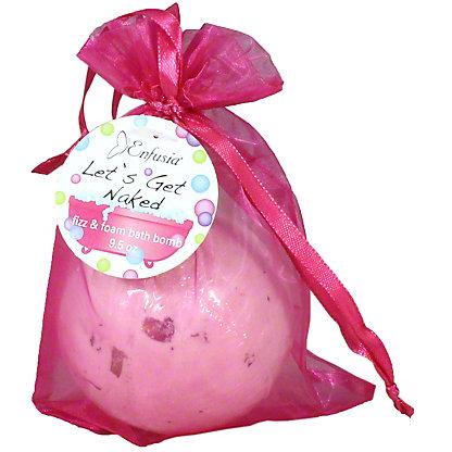 Enfusia Fruit & Floral Scent Bath Bomb, 9.5 oz