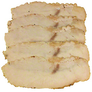 Central Market Citrus Peppercorn In House Roasted Turkey, Sold by the pound