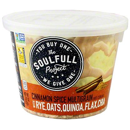 The Soulfull Project Multigrain Cup Cinnamon Spice, 2.01 oz