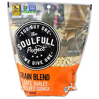 The Soulful Project Pouch 4 Grain Blend, 14.1 oz