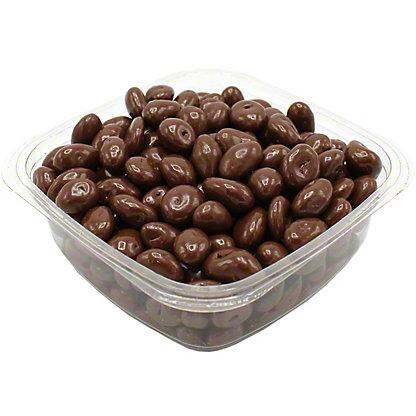 Marich Milk Chocolate Raisins, Sold by the pound