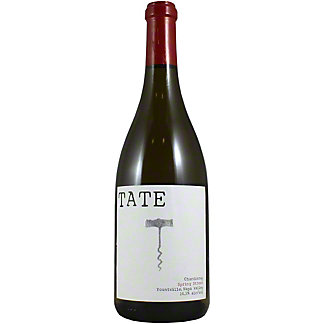Tate Spring Street Yountville Chardonnay, 750 ML