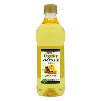 H-E-B Organics Vegetable Oil, 1 L