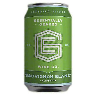 Essentially Geared Sauvignon Blanc Can, 375 mL
