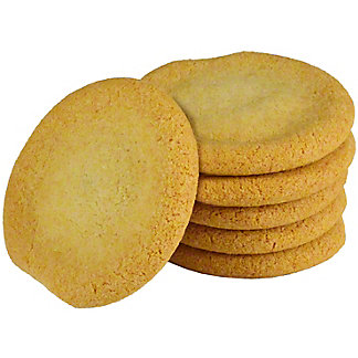Central Market Butter Filled Cookies, 6 ct