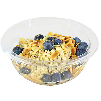 CENTRAL MARKET Ovenight Oats With Blueberries And Almonds, ea