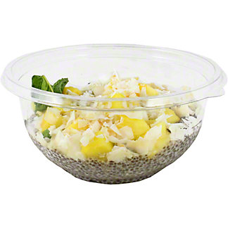 Chef Prepared Overnight Chia With Pineapple And Mango, ea
