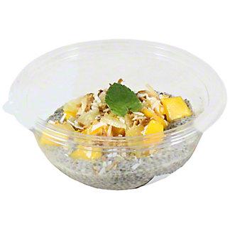 CENTRAL MARKET Overnight Chai Quinoa W/mango, ea