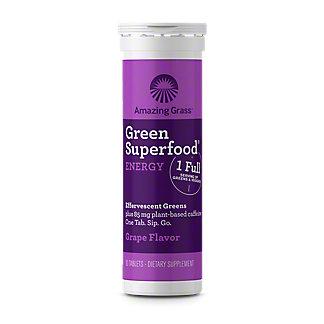 Amazing Grass Effervescent Energy Grape, 6 ct