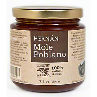 Hernan Poblano Mole, 7.2 oz