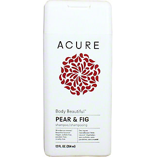 Acure Body Beautiful Shampoo Pear, 12 OZ