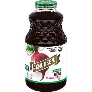 R.W. Knudsen Family Organic Beet Juice, 32 oz