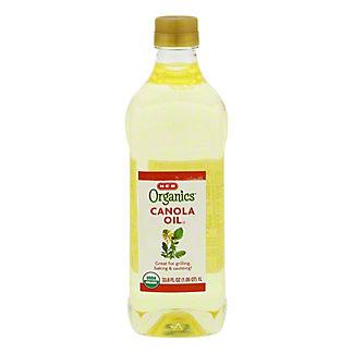 H-E-B Organics Canola Oil, 1 L