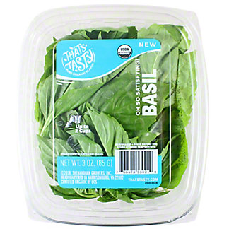 That's Tasty Basil, 3 oz