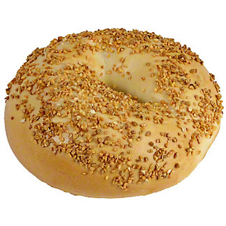 Fresh Garlic Bagel, ea