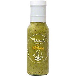 Corines Cuisine Sauce Mint Coriander, 8 oz