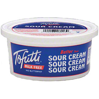 Tofutti Better Than Sour Cream, 12 oz
