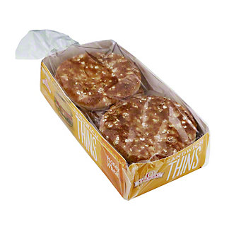 Oroweat Honey Wheat Sandwich Thins, 6 ct