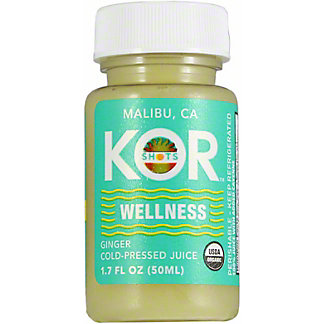 Kor Ginger Wellness Shot, 1.7 oz