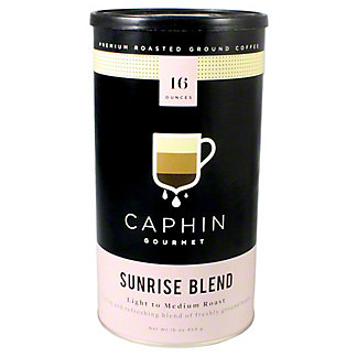 Caphin Sunrise Blend, 16 oz