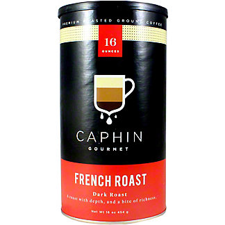 Caphin French Roast, 16 oz