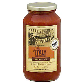 Little Italy In The Bronx Arrabiata Sauce, 24 oz