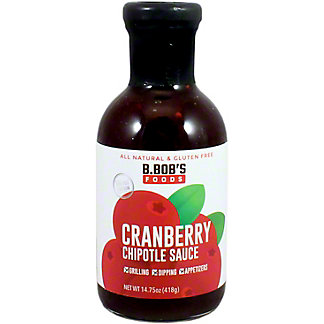 B. Bobs Cranberry Chipotle Sauce, 14.75 oz