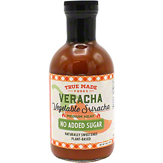 True Made Foods Veracha Sauce, 18 oz